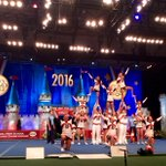 Blackman had impressive skills throughout their routine and a ton of energy! Great job! #UCAnationals https://t.co/kFrqDreWLz