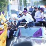 Sureños reciben jubilosos y en las calles a Danilo Medina https://t.co/VUg4TgQ62t https://t.co/PYATkYdOAb