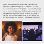 Never underestimate Beyoncé. https://t.co/RCSjL2vwxv