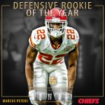 Congratulations @marcuspeters! 2015 Defensive Rookie of the Year! #NFLHonors https://t.co/P5gb5Xgmxd