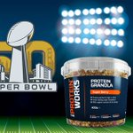 RT, follow us & fill in the blank to #WIN a #SuperBowl themed @TheProteinWorks bundle! My sporting superhero is ___. https://t.co/NJTvtikuPR