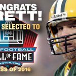 Its official! @Favre4Official elected to #PFHOF2016 https://t.co/LhmBSRayiE https://t.co/r1O0CNxvyb