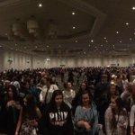 No words for today 🙏🏻 thank you Boston #magconboston https://t.co/uuI42KMbj1