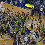 Another upset! Notre Dame takes down No. 2 North Carolina, 80-76. https://t.co/2owgL13YdJ