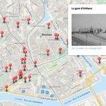 #Nantes en 1900 - Les photos de Victor Girard sur une carte interactive à voir sur le site https://t.co/usjeHv1pbe https://t.co/CxMXMBBbjQ