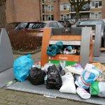 Veel klachten ontvangen in het WC Seghwaert ten aanzien van overvolle containers. Deze doorgezet naar @gemZoetermeer https://t.co/p3TyjhXYF4