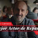 El #Goya2016 al Mejor Actor de Reparto es para @JAVIERCAMARA1 por @trumanfilm. https://t.co/aFCo9rvH0L