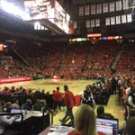 Great crowd! Thank you Terp Nation! #goterps https://t.co/CBr8iIsGQY