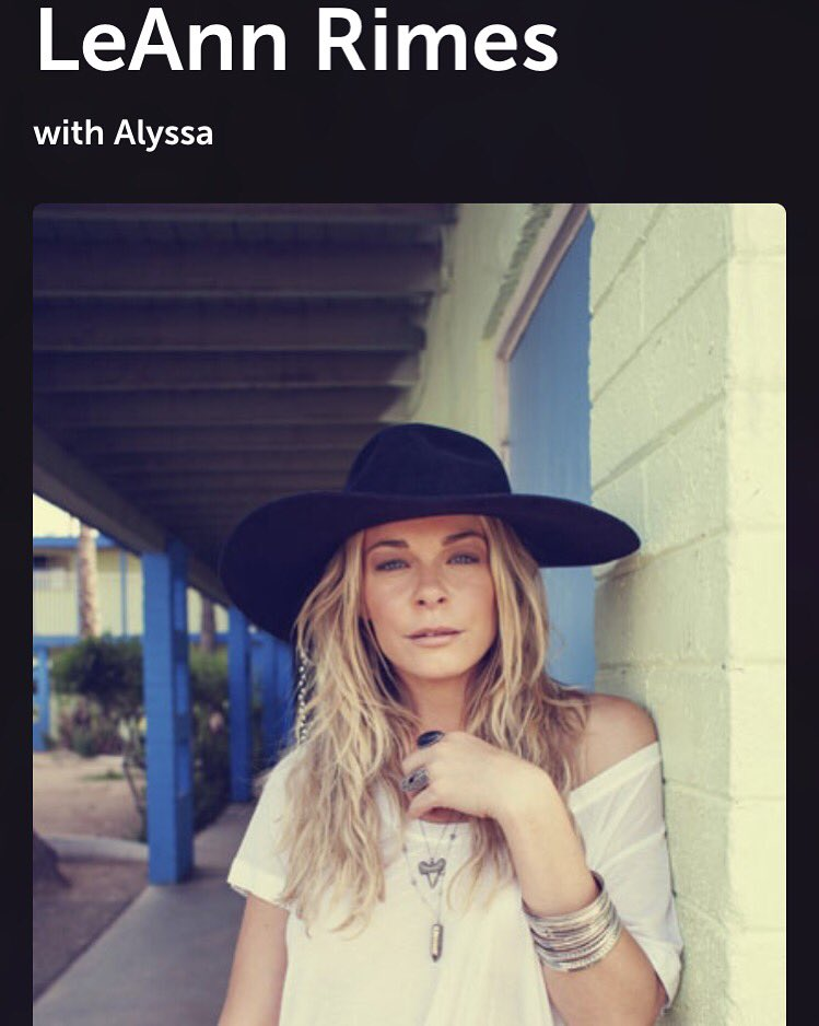 #Aspen .@LeAnnRimes has a show February 26th in Aspen, Colorado @bellyupaspen ! Tix: https://t.co/hEqCiu9VP4
