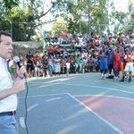 Encabezamos inauguración torneo de Basket Reales el Caliche. Creo en los jóvenes fomentando el deporte @JoseMonegro https://t.co/Vi7HVOGH8S