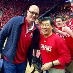 Always enjoy having @notthefakeSVP back in College Park. Great to see you. https://t.co/61l8DcJqRw