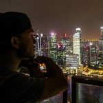#Singapore #MarinaBaySands #Instapic by @salman.wanders - Absorbing in the Singapore skyline ???? ~ #singapore #skyli… https://t.co/06dvRc7mcz