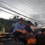 @Robertdelacruzw hoy en recorrido del sur junto @DaniloMedina y el pueblo que dice seguimos4+por el desarrollo de RD https://t.co/aKTpGSjBQy