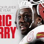 From beating cancer to playing in all 16 games the next season. Eric Berry is the AP Comeback Player of the Year. https://t.co/gm2uAkhVJ4
