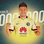 44 Goooooool!!! de nuestras Águilas, Gol de @OribePeralta #VamosAmérica https://t.co/lmGX1YlVxl
