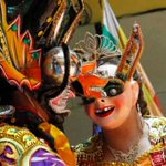 #Bolivia | La Autentica Diablada inauguró #Carnaval de #Oruro  | https://t.co/54JSlEsBWZ https://t.co/MosH4DtfHj