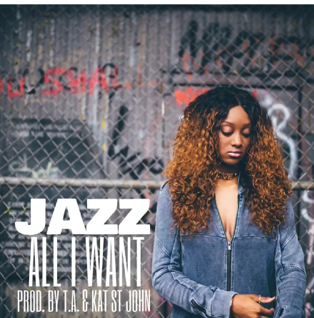 Fresh -Attitude -Spring Tune! #AllIWant by @JazzRaps  Check it out here https://t.co/xAWgWu2wj4 https://t.co/cc5tFcPCPG