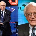 Sanders makes much-anticipated appearance on Larry David-hosted SNL | WATCH: https://t.co/4yJQKKjUqv https://t.co/ZzPaazPFo0