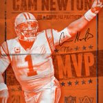 He earned a degree, national title & Heisman Trophy here. Now, hes @NFLs MVP! Congrats @CameronNewton! #WarEagle https://t.co/PEYqwL7s0k