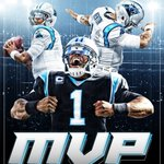 Congrats to Cam Newton, the 2015 NFL MVP! https://t.co/PZ1bK8l3Ck