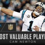 Cam Newton: 2015 AP NFL MVP Becomes 2nd African American QB to win MVP award (Steve McNair - 2003) https://t.co/mCtGB7gvY1