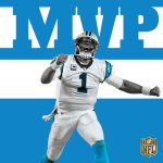 #Panthers QB @CameronNewton is @NFL MVP!   📰 » https://t.co/AfkjKovP6w  #NFLHonors #CAMVP https://t.co/TZqMPnZLoF