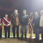 Ministro Long cumple agenda con autoridades de Guaranda por Carnaval en representación de Pdte. @MashiRafael https://t.co/A9GO7uuO1H
