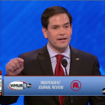 """Rubio: """"I would rather lose an election than be wrong on the issue of life"""" https://t.co/bEctkEqs77 #GOPdebate https://t.co/JaxxpV9HBJ"""