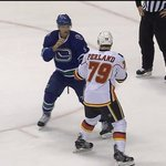 How to become a @VanCanucks fan favourite Step 1: fight Micheal Ferland #Canucks https://t.co/x9Zp9XcG7P