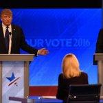"Trump on Cruz: ""You got Ben Carsons votes"" https://t.co/HyV4ICKkPf #GOPdebate https://t.co/mCkzwBWFin"