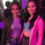 IT girls @bernardokath @superjanella ready now for #ASAPBigReunion! https://t.co/C9Gmt3oL9j