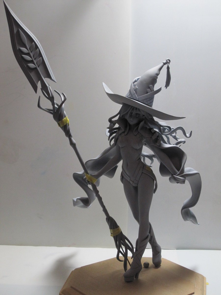 NEW MAGIC GOD OTHINUS FIGURE!!!!  #新約とある魔術の禁書目録  #禁書目録 #wf2016w https://t.co/yGidSe5bpd