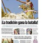 Edición dominical de @elheraldoco con todo el cubrimiento del inicio de la gozadera: #Carnaval2016 @marcelagarciacp https://t.co/KcXle0nVgk