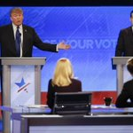 Video: Top moments from the Republican presidential debate in N.H. #fitn https://t.co/oWMUt9OBhQ https://t.co/j8jET6TeYh