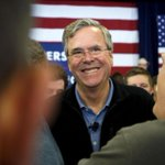 """I could drop my pants,"" said Jeb Bush. ""Moon the whole crowd."" https://t.co/efMK11fIes https://t.co/0fntxuJ57s"