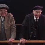 VIDEO: Bernie Sanders does #SNL with Larry David https://t.co/mjnaF3W9Xm https://t.co/0SkFVzGOXT