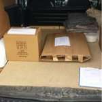 #Harrogate #London couriers. Collection @Bettys1919 delivered to #Birmingham. @UKBusinessRT https://t.co/qVD8ftl8zt