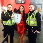 """Chinese New Year celebration, water front museum. """"Police"""" written in Chinese! #JP https://t.co/Au3PiaDHLF"""
