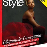 Someone special our #olajumoke made it on the cover of this day style this morning. https://t.co/wNt6XpBqY3