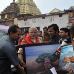 Prayed at the Jagannath Temple for the development of India & the wellbeing of every Indian. https://t.co/OGe8XtWzz2
