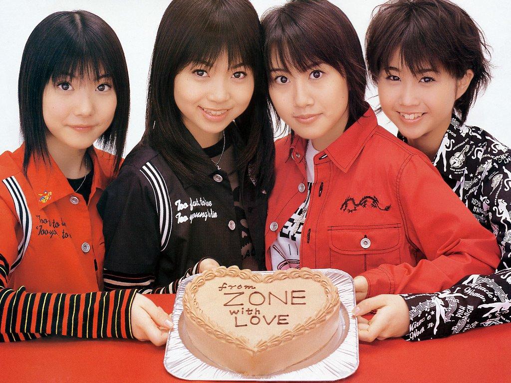 今日はZONEの誕生日! おめでとうございまぞ~ん!! https://t.co/YenIjPZcWs