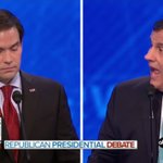 """Christie: March to """"anoint"""" Marco Rubio is """"over"""" after last nights #GOPdebate https://t.co/ErX4B24Vot https://t.co/gLSNU5thrW"""