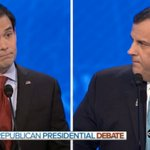Chris Christie owned Marco Rubio at the #GOPDebate, just like he said he would. https://t.co/CaDYD7o68z https://t.co/mRAAuiI7s0
