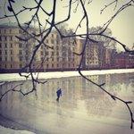 Iso käsi @Tamperekaupunki:n kentänhoitajille! Ei ole ihan helppoja, nämä talvet.. #Pyynikki #Tampere 👐 https://t.co/89jQCQkeqR