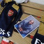 Take a look inside the @Arsenal dressing room ahead of #AFCBvAFC https://t.co/vjlaifxq7H