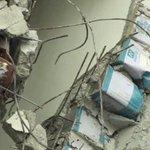 На Тайване в колоннах и стенах рухнувшего из-за землетрясения дома нашли банки из-под масла. Бетон экономили. https://t.co/vJQV5hVonC