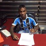 É oficial! Às vésperas de estrearmos na Libertadores, Miller Bolaños chega para reforçar nossa equipe por 3 anos! https://t.co/ktoebkQCDv