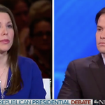 .@marcorubio Slammed Mainstream Media and @HillaryClinton on Abortion #GOPDebate https://t.co/CWz79OmMT1 https://t.co/BEtE6Jtbjs
