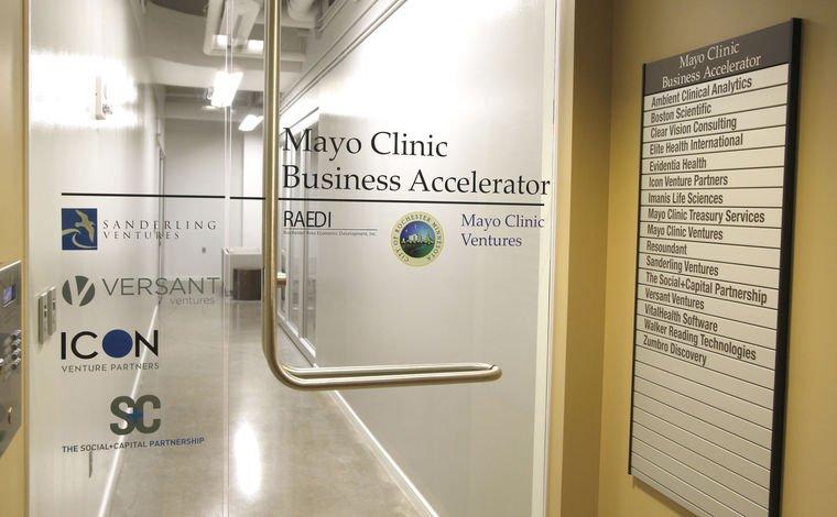 Mayo Clinic Accelerator acts as launching pad for start-ups: https://t.co/1XsGDZIdj6 @MayoClinic #rochmn https://t.co/L5qPoJXK3l