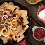 Spice up your nachos this #SuperBowlSunday with these five recipes. #SuperBowl50 https://t.co/8niDDamr3t https://t.co/aU42DTGb2N